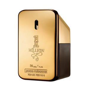 Perfume One Million Paco Rabanne Masculino Eau de Toilette 30ml - R$169