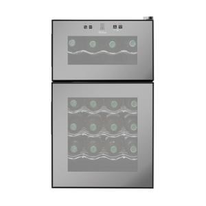 Adega de Vinhos Philco 24 Garrafas Dual Zone PH24DZ - R$971