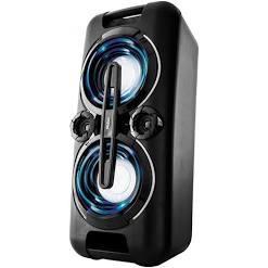 Caixa Acústica Philco PHT5000 com Bluetooth Rádio FM e Entrada USB – 150W - R$495