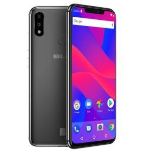 Celular Blu Vivo Xi+ Preto 128gb + 6gb Ram Dual Sim Face Id R$1.599