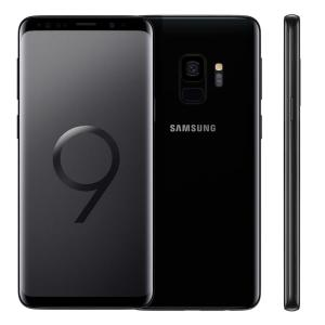 "Galaxy S9 Dual Chip, Android 8.0, Câmera 12MP, 4GB RAM e Processador Octa-Core, 128GB, Preto, Tela Infinita de 5,8"" R$ 2.879"