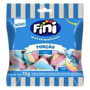 Fini  Marshmallows Torção - 15g | R$1