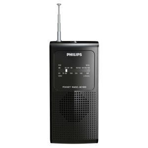 Rádio Portátil Philips, FM / MW - AE1500X/78  R$ 11,90