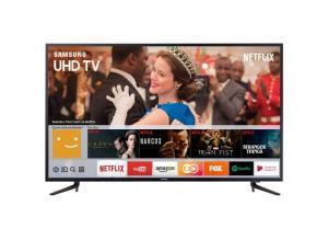 "Smart TV LED 58"" Samsung 58mu6120 Ultra HD 4K"