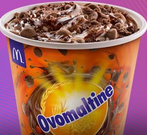 McDonald's Bateu a Fome (das 15h às 18h) - McFlurry - R$5,00