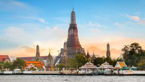 Voos para Bangkok em 2019, ida e volta, com taxas incluídas, por R$3.055