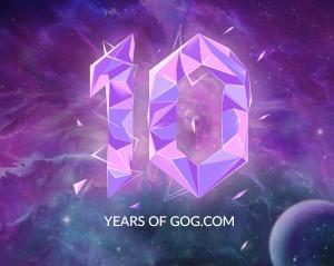 Qual jogo deve ser o presente do 10° Aniversário da GOG? - 10 Years of GOG.COM