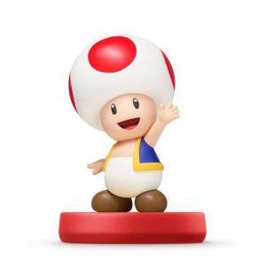 Nintendo Amiibo: Toad - Super Mario - Wii U e New Nintendo 3DS | R$ 39