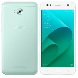 ASUS ZenFone 4 Selfie 4GB/64GB Mint Green - R$ 1124