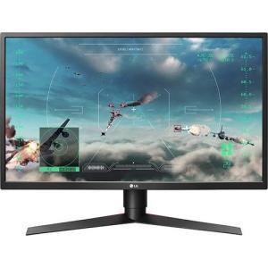"Monitor LED Gamer 27"" LG 27GK750F 240Hz 1ms Free-Sync Full HD - R$ 1620"