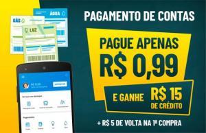 Pague R$0,99 e Ganhe R$15 em Créditos no RecargaPay para Pagar contas [Novos Usuários]