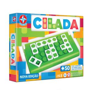 Jogo Cilada Estrela - R$17
