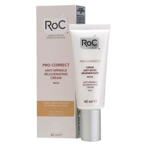 Pro-Correct Cream Rich Roc - Creme Facial Antirrugas - 40ml | R$140