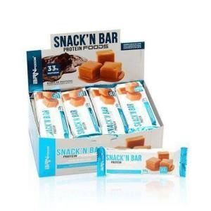 Snack´n Bar Protein - 24 Unidades Frutas Vermelhas c/ cobertura de chocolate Branco - BRN Foods R$76