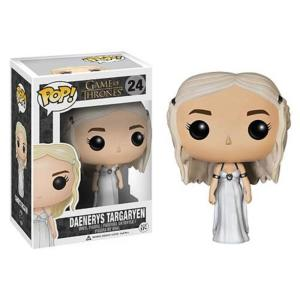 Funko Pop Vinyl Daenerys Targaryen #24 - Game Of Thrones R$70