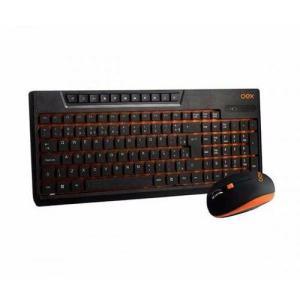Combo mouse e teclado Sunset OEX Tm402 - R$63