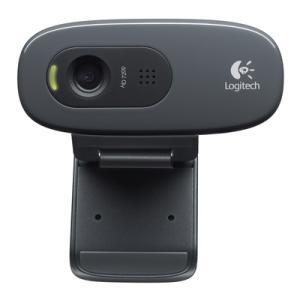 LOGITECH C270 WEBCAM 3.0 MB por R$ 85