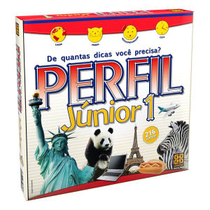Jogo Perfil Júnior 1 - Grow | R$ 45