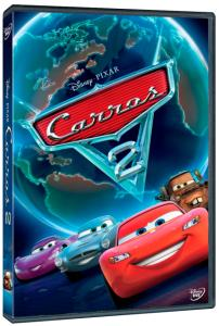 DVD - Carros 2   R$10