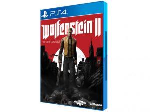 Wolfenstein II The New Colossus para PS4 - Bethesda por R$ 40