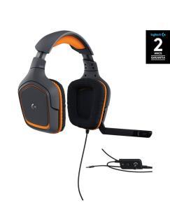 Headset Gamer G231 Prodigy - Logitech G - R$ 180,49