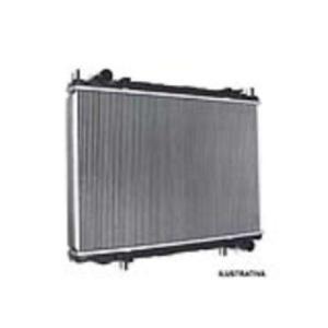 Radiador Aluminio 12205 Visconde Fiat 147