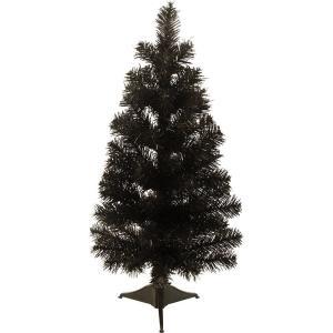 Árvore de Natal Christmas Traditions 60cm - Preta - R$11