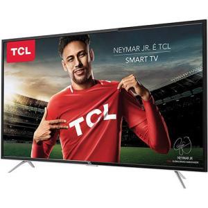 [Prime] Smart TV LED 49 Semp Toshiba TCL 49S4900 Full HD com Conversor Digital 3 HDMI 2 USB Wi-Fi