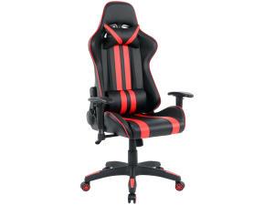 Cadeira Gamer Travel Max Preta e Vermelha - Reclinável Sports - R$665