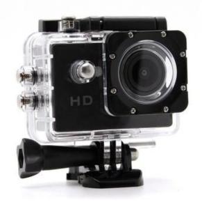 Mini Câmera Filmadora Sports Hd 1080p Aprov Dagua Bike Moto Preto-Bk imports