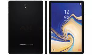 "Tablet Samsung Galaxy Tab S4 Preto com 10,5"", 4G + Wi-Fi, Android 8.1, Processador Octa-Core 2.4GHz e 64GB - R$3670"