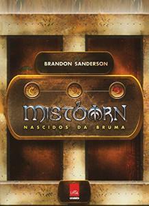 eBook Kindle | Box Mistborn: Primeira era (O Império Final + O poço da Ascensão + O herói das eras), por Brandon Sanderson - R$10