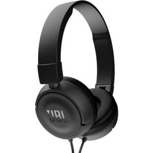 JBL T450 BLK FONE DE OUVIDO ON-EAR COM MICROFONE - R$49