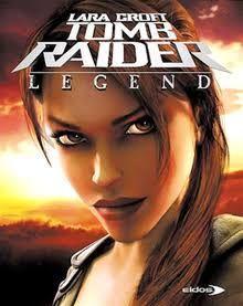Tomb Raider Legend Xbox 360 Retrocompativel