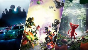 Pacote Familiar EA Xbox - 3 jogos por R$22,35