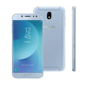 Smartphone Samsung Galaxy J7 Pro Azul com 64GB, Dual Chip, NFC, Android, 7.0, Processador Octa Core e 3GB RAM - R$799