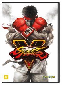 Street Fighter V (Pc) - R$16