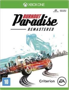 [EA ACCESS] Burnout Paradise Remastered - Xbox One