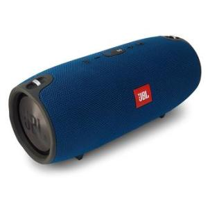 Caixa de Som Portátil JBL Box Xtreme Azul, 40W - com Bluetooth, Resistente a Água - R$788