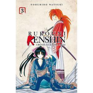 Coleção Rurouni Kenshin - Vários volumes - R$1 ou menos cada