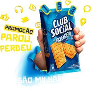 Club Social te dar PACOTES DE INTERNET!