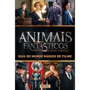 Livro | Animais Fantásticos e Onde Habitam: Guia do Mundo Mágico do Filme - R$6