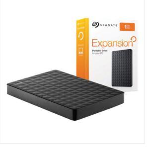 HD Externo Portátil 1TB USB 3.0 Seagate Expansion STEA1000400 Preto R$ 248,99
