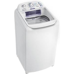 Lavadora de Roupas Electrolux 8,5Kg LAC09 - Branca - R$ 880