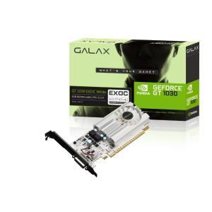 Placa de vídeo - NVIDIA GeForce GT 1030 (2GB / PCI-E) - R$390