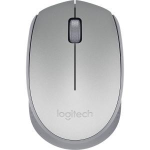 Mouse sem Fio M170 Prata - Logitech - Por R$29,99