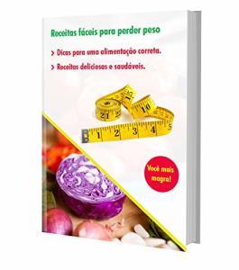eBook Grátis: Receitas fáceis para perder peso