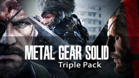 Metal Gear Solid Triple Pack (PC) - R$ 18