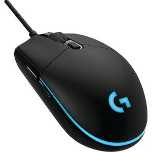 Mouse Gamer G Pro Gaming RGB 12.000 DPI - Logitech G - R$99
