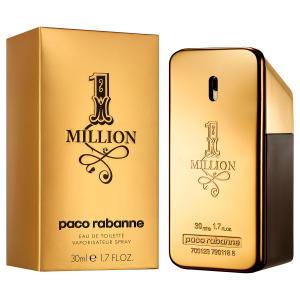 Perfume Paco Rabanne Masculino One Million EDT 30ml - R$149